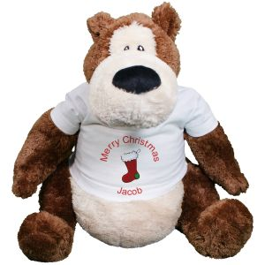 Personalized Christmas Teddy Bear - 22
