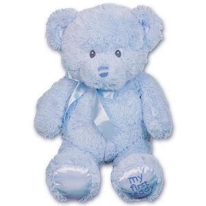 My First Blue Teddy Bear 10 Quot 800bear Com