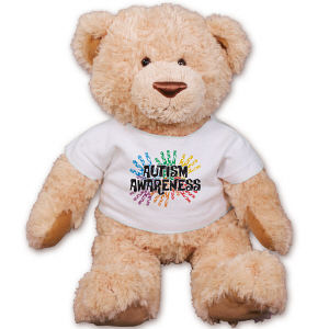 Autism Awareness Teddy Bear GU320118-5681