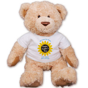 Personalized Happy Mother's Day Teddy Bear GU320119-5812