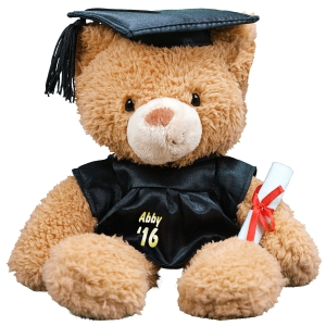 Graduation Cap and Gown Cat - 14