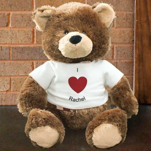 I Love You Teddy Bear GU4030263-4557