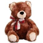 Plush Brown Teddy Bear - 24