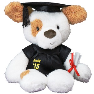 Graduation Cap and Gown Dog - 14