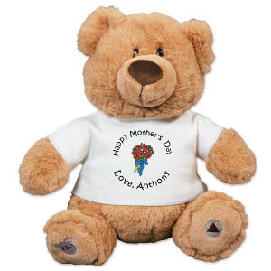 Personalized Mother's Day Teddy Bear - 10