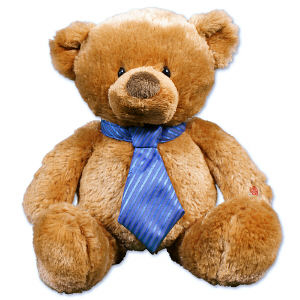 Andrew Talking Father's Day Teddy Bear GU4033234