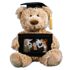 Alec Graduation Teddy Bear with Frame GU4033340
