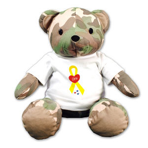 Personalized US Military Teddy Bear GU4034044-2276