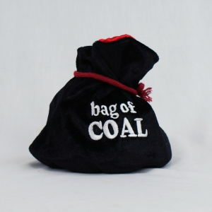 Christmas Bag of Coal GU4042754NP