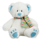 Blue Slopes Teddy Bear - 12