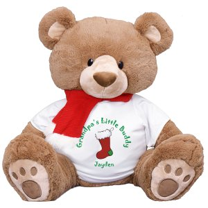 Christmas Teddy Bear - 33
