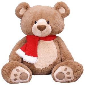 Holiday Twinkie Jumbo Bear - 33