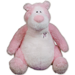 Breast Cancer Awareness Bear GU74958