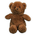 Plush Brown Bear - 6
