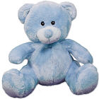 Blue Timothy Bear - 8