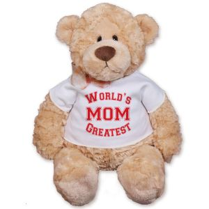 Personalized World's Greatest Teddy Bear GU15016-2930