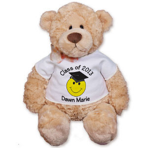 Personalized Graduation Teddy Bear - 16