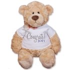 Personalized Congrats Teddy Bear - 16