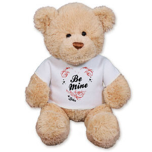 Personalized Be Min Teddy Bear GU15422-5329