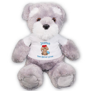 Personalized Feel Better Soon Dog AU50169-4701