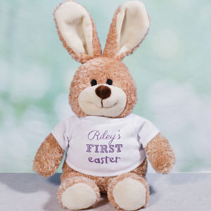 Prsonalized First Easter Bunny 8B8674638