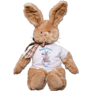 Personalized Easter Bunny BC450296-5616