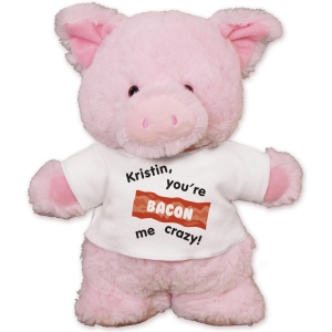 You're Bacon Me Crazy Pig AU30940-8228