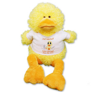 Personalized New Baby Duck GAH10749-4706