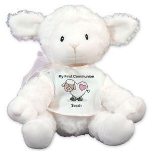 First Communion Lamb GU319736-7255