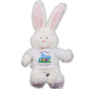 Personalized Easter Bunny GU36347-5080