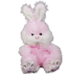 Pink Easter Bunny - 12