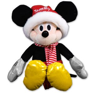 Christmas Mickey Mouse TY90158-6996