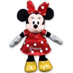 Embroidered Disney Minnie Mouse TY90159