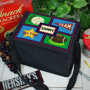Personalized Sports Lunch Cooler 8BU675861
