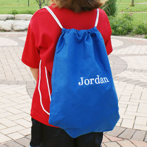 Embroidered Sports Bag 8BSP80002X