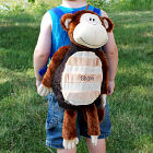 Embroidered Silly Monkey Sac E703390