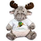 Happy Holidays Milo Moose AU3390-4952