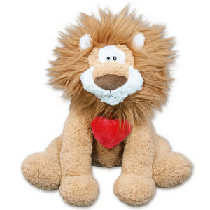 King of Hearts Baby Lion GU14306