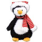 Snowflake Holiday Penguin - 11