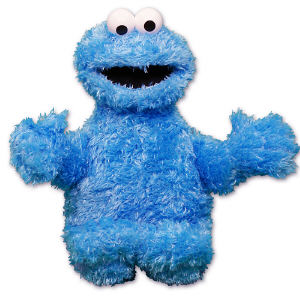 Cookie Monster  GU75352