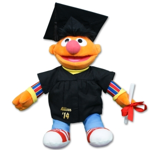 Personalized Graduation Ernie - 13