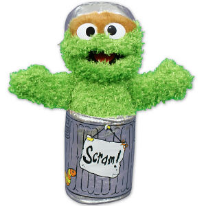 Oscar the Grouch GU75860