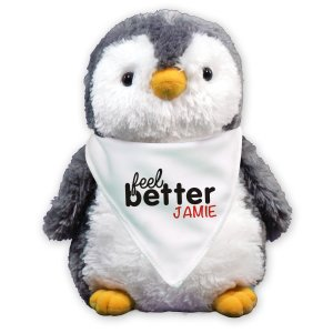 Feel Better Penguin AU19273-8123