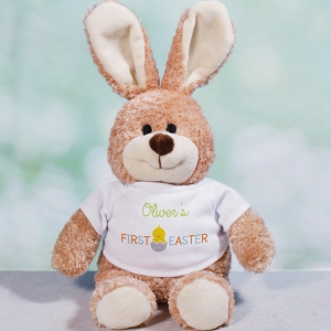 First Easter Personalized Bunny - 20