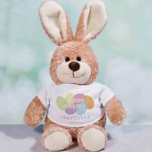 Personalized Happy Easter Bunny - 20