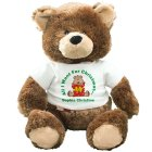 Personalized Christmas Present Teddy Bear GU4030262-4972