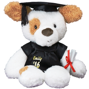 Graduation CAp and Gown Dog GU4030297-1703
