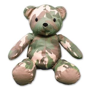 My Hero Wears Camo Bear GU4034044