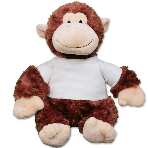 Personalized New Baby Boy Monkey AU30866-4709