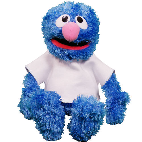 Personalized #1 Dad Plush Grover GU75353-5173
